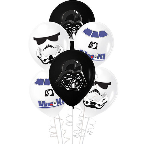 Star Wars Galaxy of Adventures Party Kit for 16 Guests Image #9