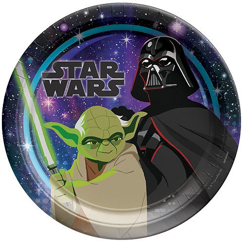 Star Wars Galaxy of Adventures Party Kit for 24 Guests Image #4