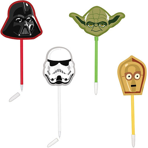 Star Wars Galaxy of Adventures Party Favor Kit for 8 Guests Image #5