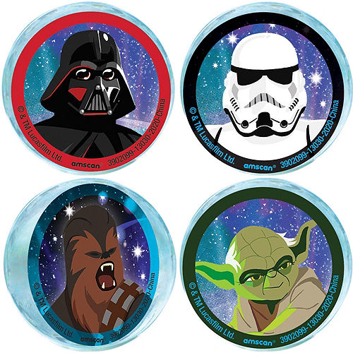 Star Wars Galaxy of Adventures Ultimate Party Favor Kit for 8 Guests Image #4
