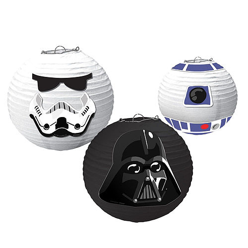 Star Wars Galaxy of Adventures Room Decorating Kit Image #2
