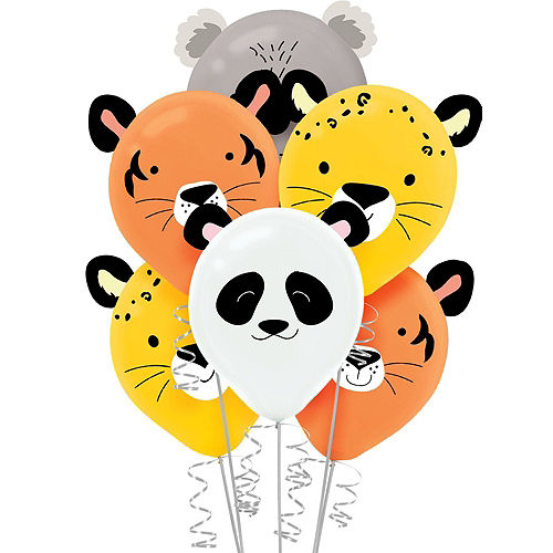 Get Wild Jungle Birthday Party Kit for 16 Guests Image #8