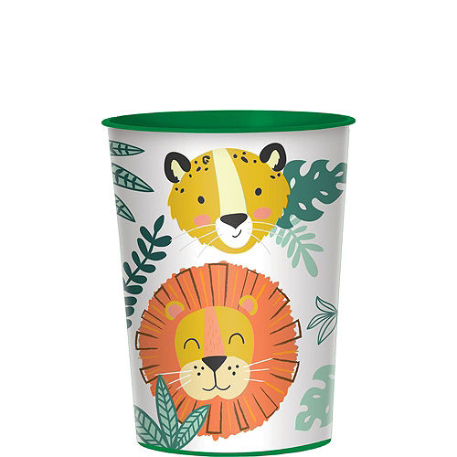Get Wild Jungle Birthday Party Kit for 16 Guests Image #10