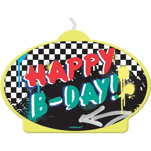 Skater Party Birthday Party Kit for 8 Guests Image #7