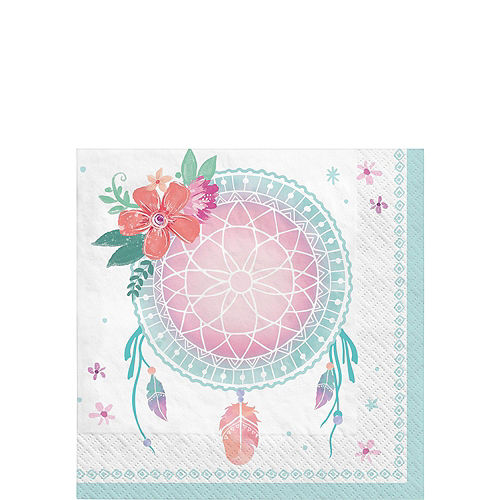 Free Spirit Boho Birthday Party Kit for 8 Guests Image #4
