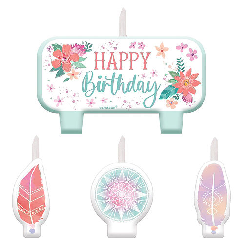 Free Spirit Boho Birthday Party Kit for 8 Guests Image #8