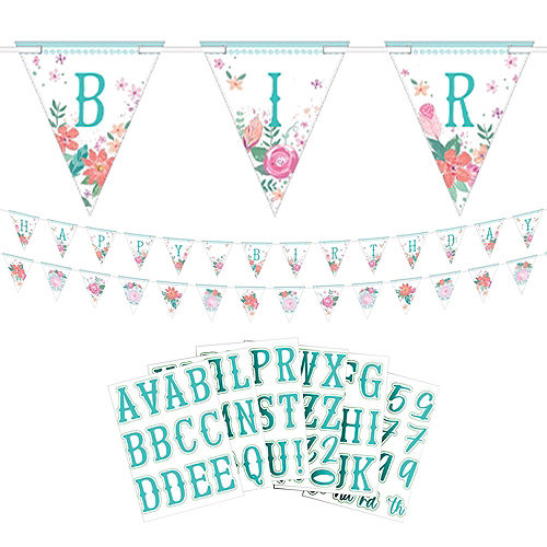 Free Spirit Boho Birthday Party Kit for 8 Guests Image #9