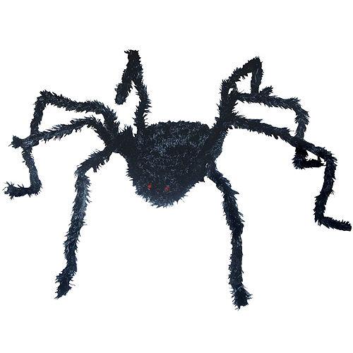 Light-Up Spider & Web Halloween Decorating Kit Image #3
