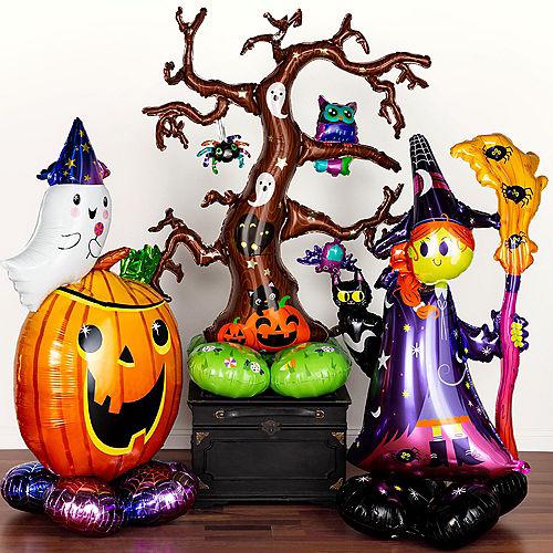 Friendly Halloween Door Greeters, 3pc Image #1