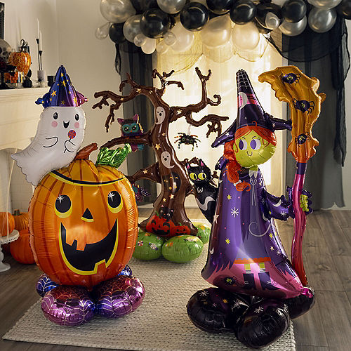 Friendly Halloween Door Greeters, 3pc Image #2