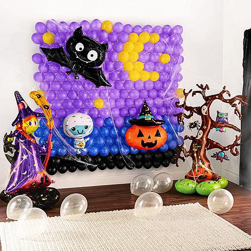 DIY Halloween Friends Balloon Backdrop Kit, 3pc Image #2