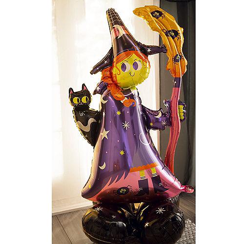 DIY Halloween Friends Balloon Backdrop Kit, 3pc Image #3