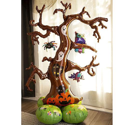 DIY Halloween Friends Balloon Backdrop Kit, 3pc Image #4