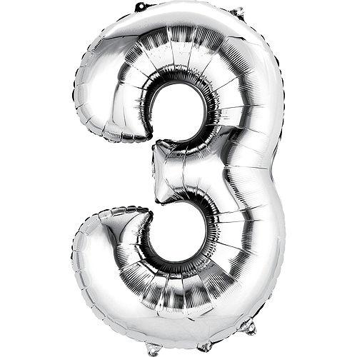 Premium Finally 13 Balloon Bouquet, 14pc Image #3