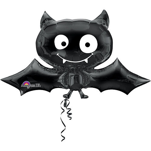 Deluxe Bat Trick-or-Treat Balloon Bouquet, 11pc Image #3