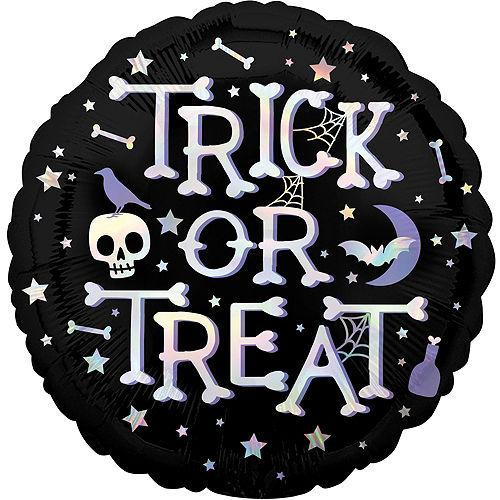 Deluxe Bat Trick-or-Treat Balloon Bouquet, 11pc Image #6