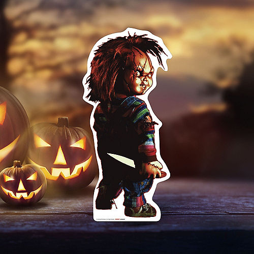 Chucky Centerpiece Cardboard Cutout, 18in - Child's Play Image #1