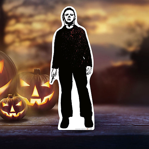 Michael Myers Centerpiece Cardboard Cutout, 18in Image #1