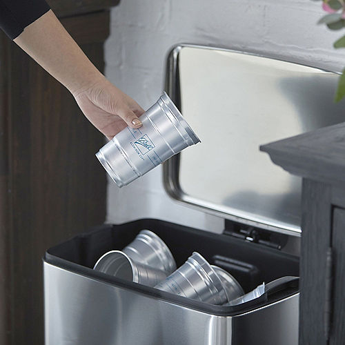 Ball Aluminum Cup™, 16oz, 24ct - The Ultimate 100% Recyclable Cold-Drink Cup Image #4