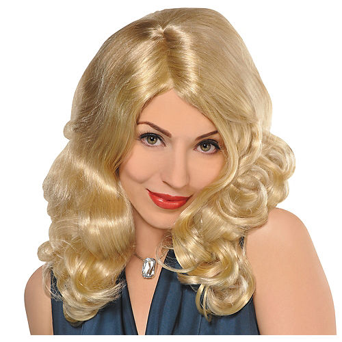 Blonde Waves Wig Image #1