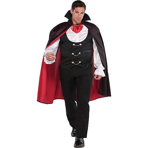 Adult Countess Vampiretta Vampire & True Vampire Couples Costumes Image #3