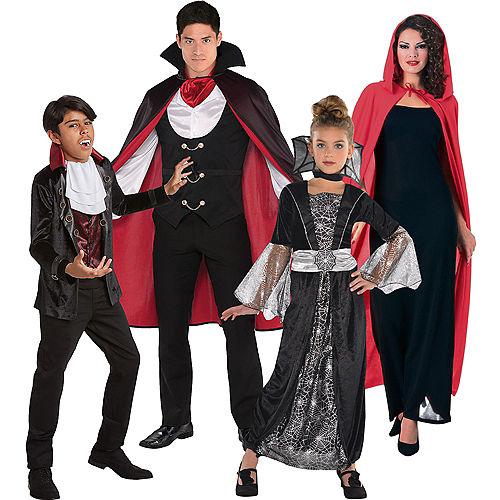 Vampire Family Costumes Image #1