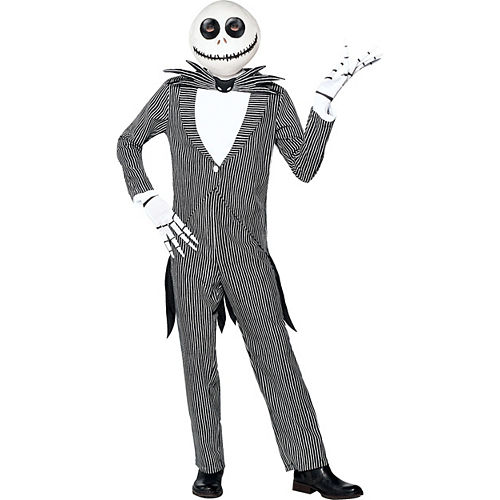 Adult The Nightmare Before Christmas Couples Costumes Image #3