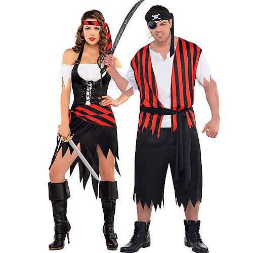 Pirate Family Costumes Image #2