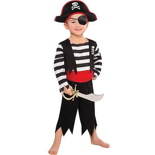 Pirate Family Costumes Image #4