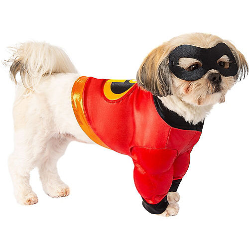 Adult Mr. Incredible Muscle & Incredibles Doggy & Me Costumes - The Incredibles Image #2