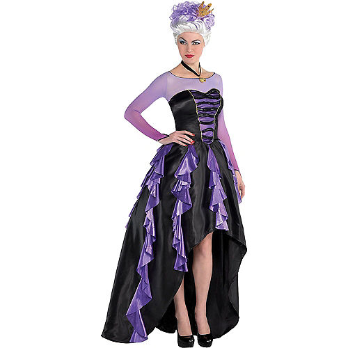 Adult Ursula & Ariel Doggy & Me Costumes - The Little Mermaid Image #3