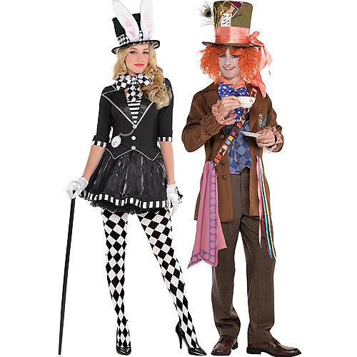Alice in Wonderland Family Costumes Image #2
