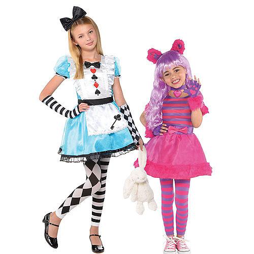 Alice in Wonderland Family Costumes Image #3