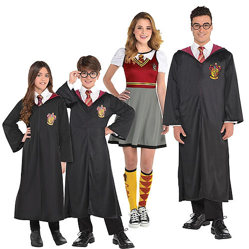 Harry Potter Family Costumes Image #1
