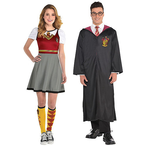 Harry Potter Family Costumes Image #2