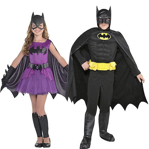 Batman Family Costumes Image #4