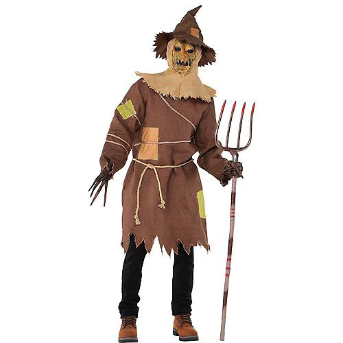 Adult Scarecrow Couples Costumes Image #3