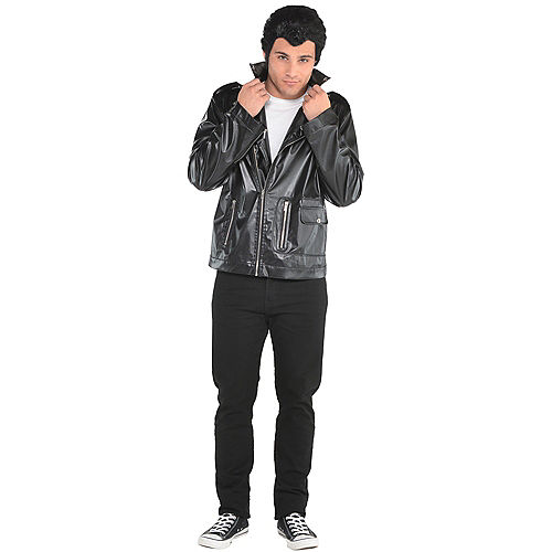 Adult Sandy Greaser & T-Bird Couples Costumes - Grease Image #3