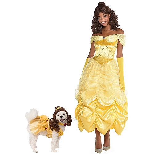 Belle Doggy & Me Costumes - Beauty and the Beast Image #1