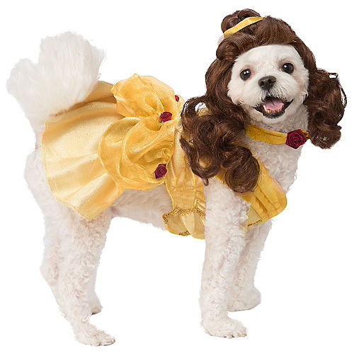 Belle Doggy & Me Costumes - Beauty and the Beast Image #2