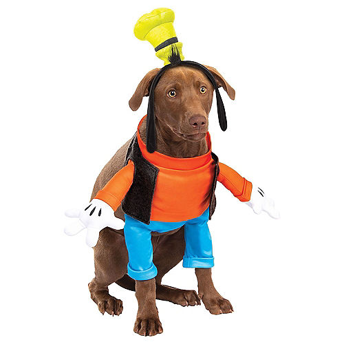 Zipster Mickey Mouse One Piece & Goofy Doggy & Me Costumes Image #2