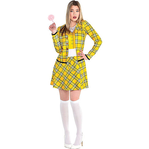 Adult Cher & Dionne Couples Costume Accessory Kits - Clueless Image #2