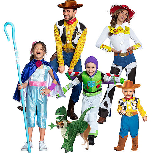 Toy Story Family Costumes Image #1