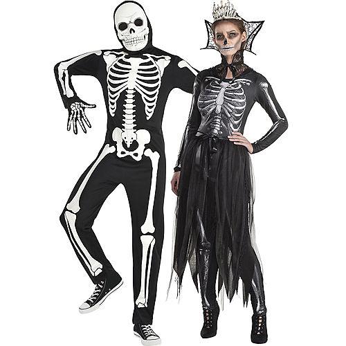 Skeleton Family Costumes Image #2