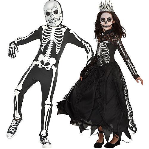 Skeleton Family Costumes Image #3