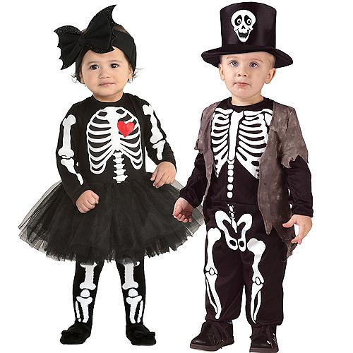 Skeleton Family Costumes Image #4
