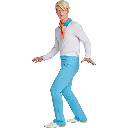 Adult Fred & Scooby Doo Doggy & Me Costumes - Scooby-Doo Image #3