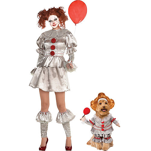 Pennywise Doggy & Me Costumes - It Image #1