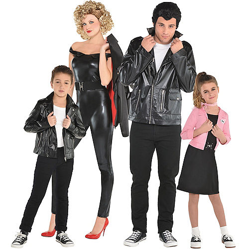1950s Family Costumes Image #1
