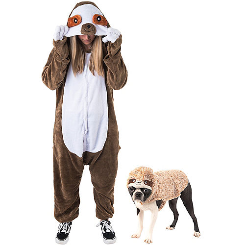 Sloth Doggy & Me Costumes Image #1